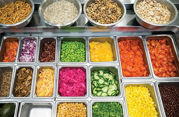 Four Seattle Salad Bars That Make It Easy Being Green ...