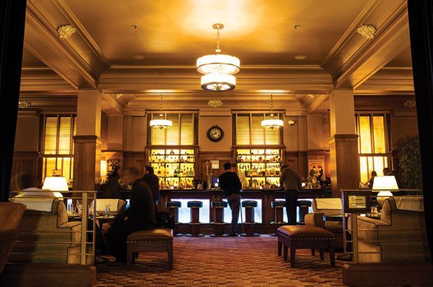 The Best Hotel Bars In Seattle