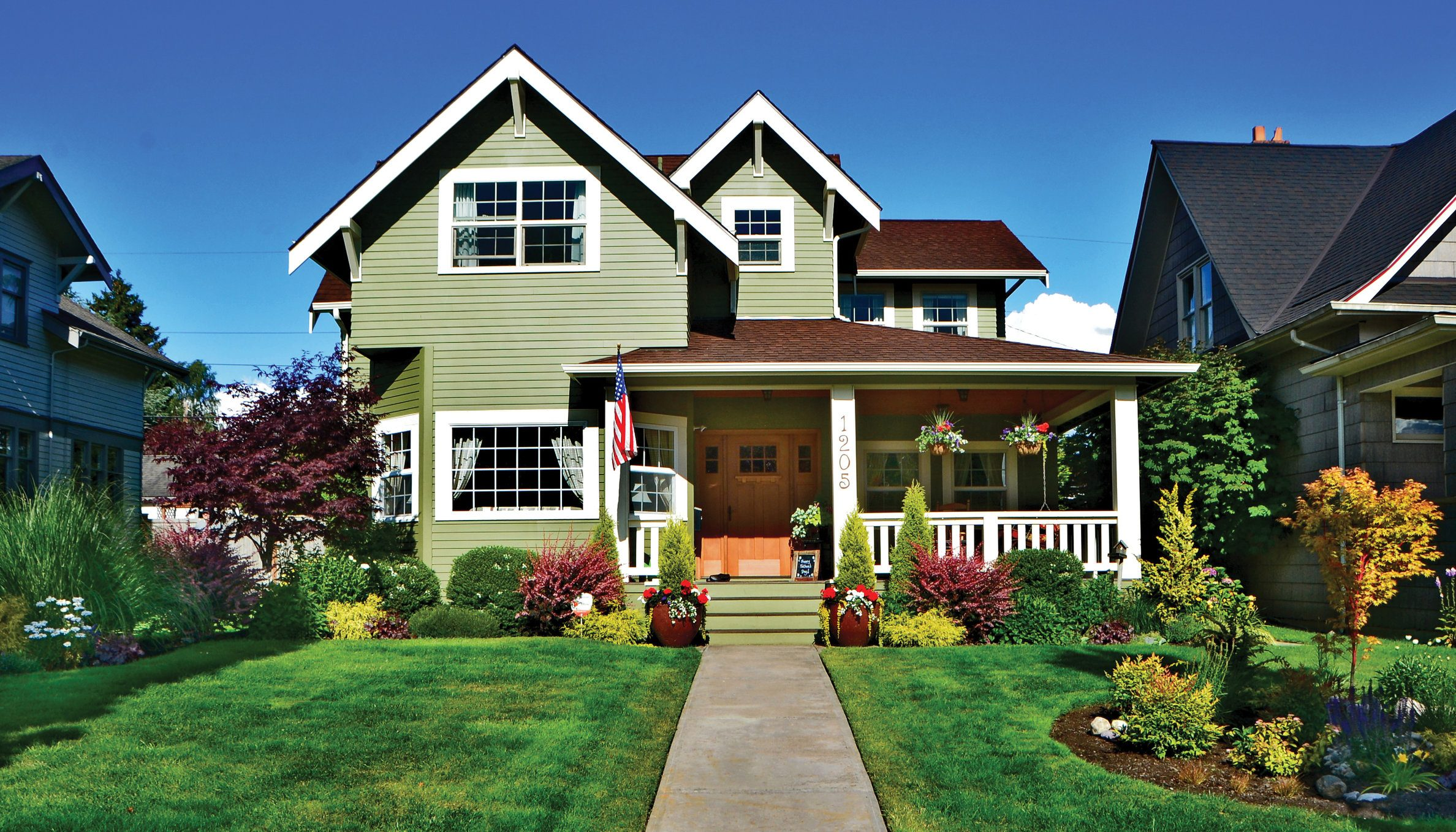 Best seattle suburbs for affordable homes seattle magazine for Affordable house builders