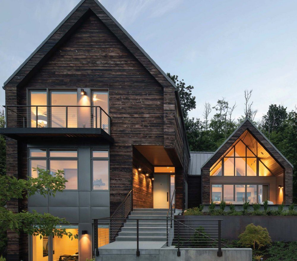 A trip to Germany influenced the design of this Issaquah gem
