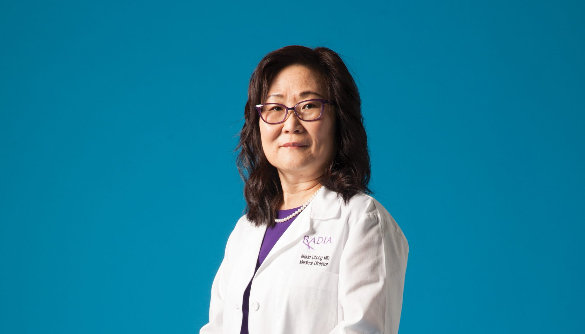 Qa Seattle Top Doctor Maria Chong Says Artificial Intelligence And