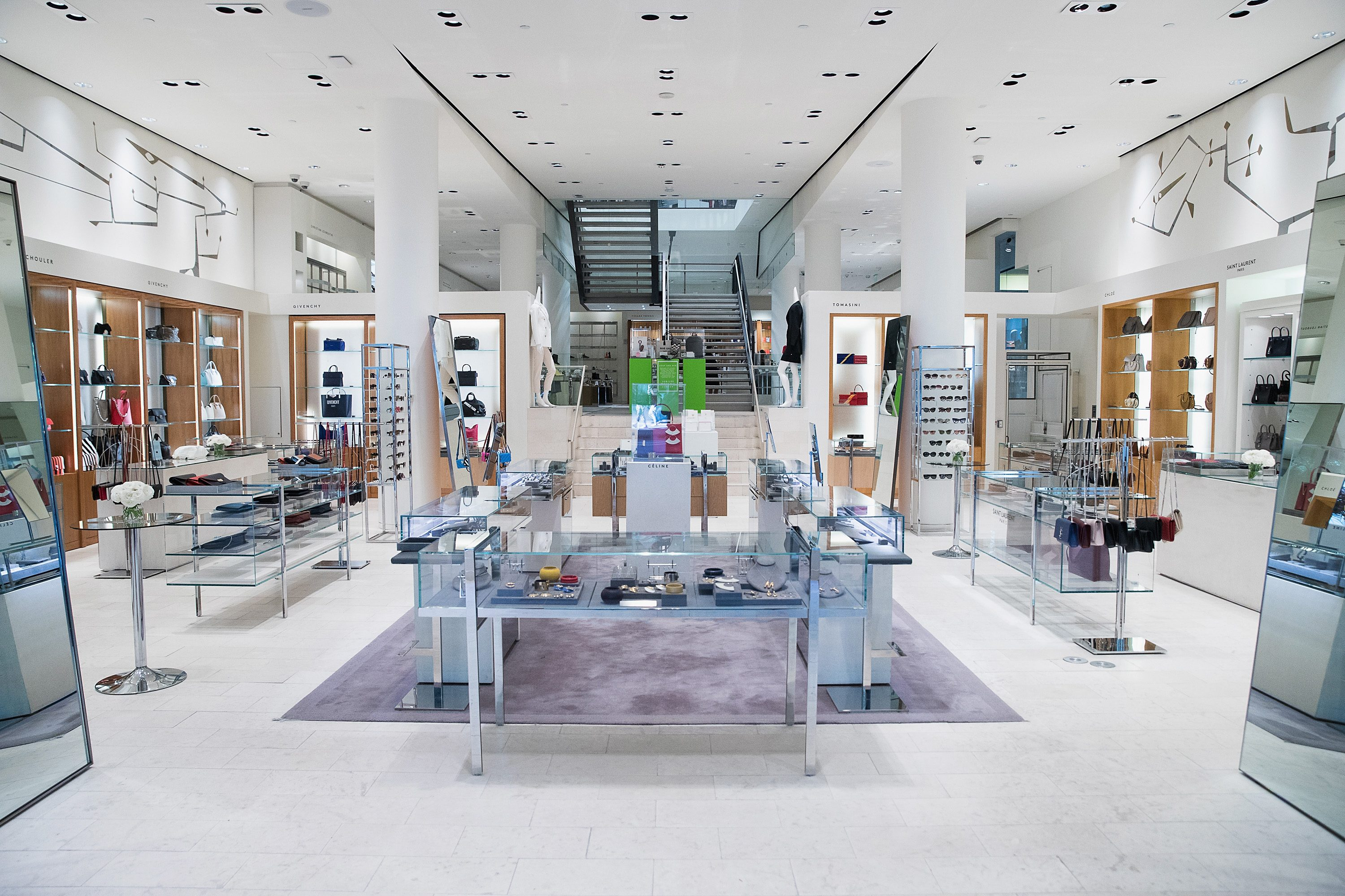 a68f3b2a8c664 Barneys New York Seattle Re-Opens With a Fresh