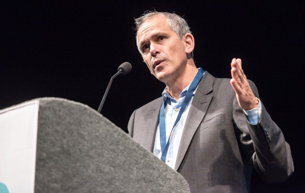 Dr. Chris Murray,  founder the University of Washington Institute for Health Metrics and Evaluation