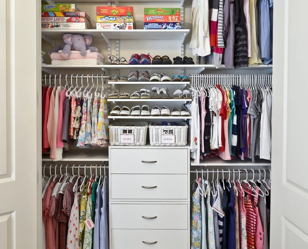 Get organized 12 inspiring attainably neat closets and drawers