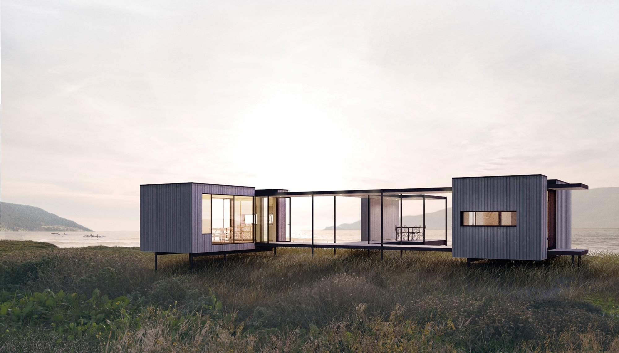 The Seattle Company Making Prefab Homes Of Future