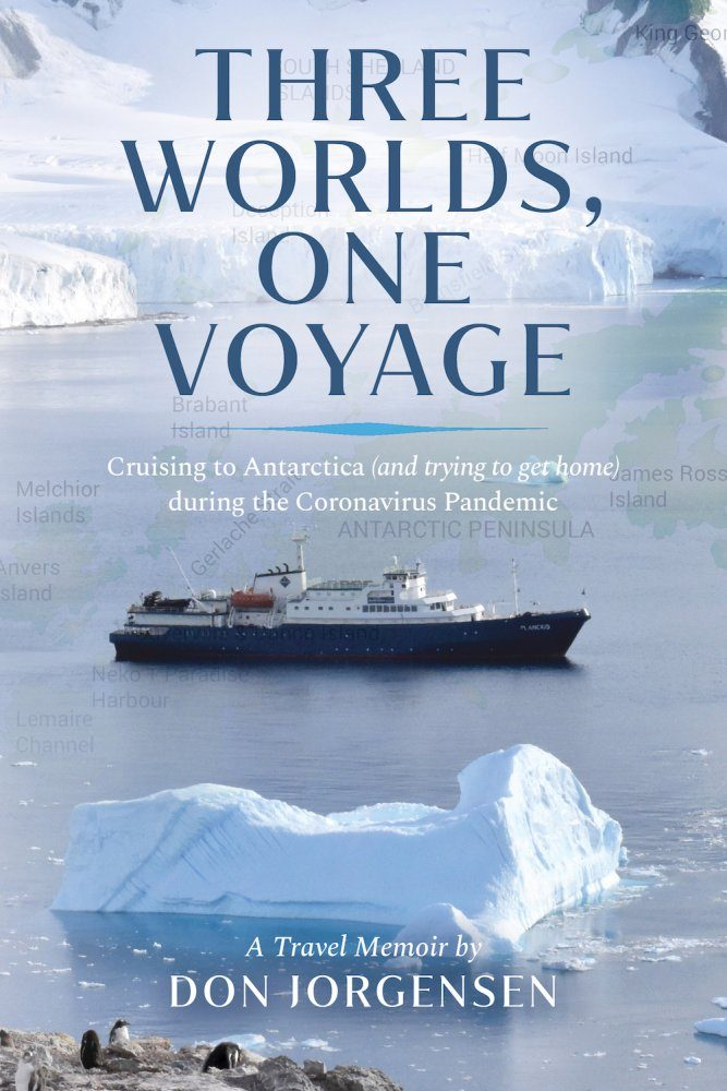 Don Jorgensen and fellow passengers were stuck at sea during the pandemic's early days