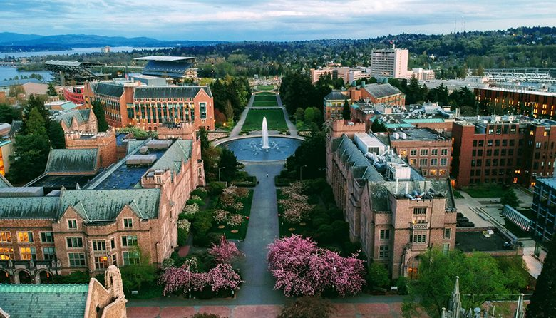 This Week Then: How Seattle's UW Campus Took Shape ...