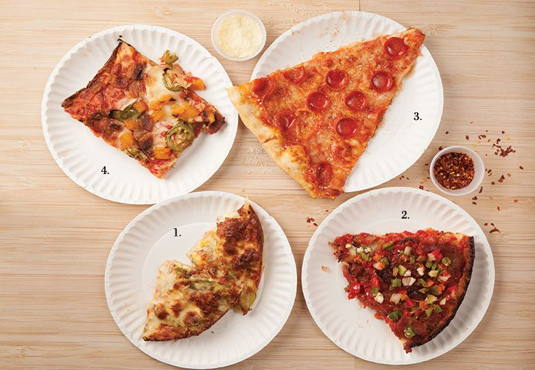 The Best New York And Chicago Style Pizza In Seattle