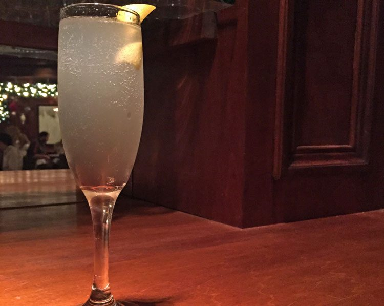 Enjoy New Year's Eve Week with these special, sparkling cocktails
