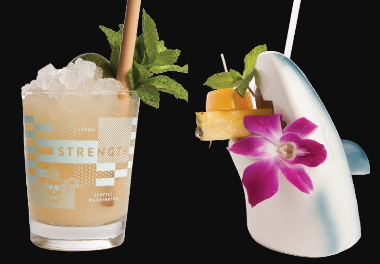 Seattle S Fast And Furious Love Affair With Tiki Drinks Seattle