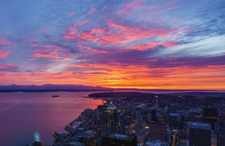 These Are the Best Views in Seattle, So of Course They're