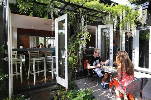 The Best Patio Dining In Seattle Seattle Magazine