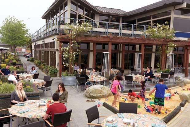 The Best Patio Dining In Seattle Magazine