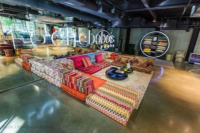 Roche Bobois new downtown showroom