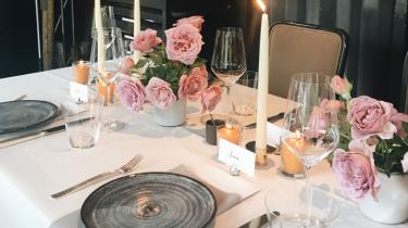 Canlis private dining is a one-of-a-kind experience in Seattle