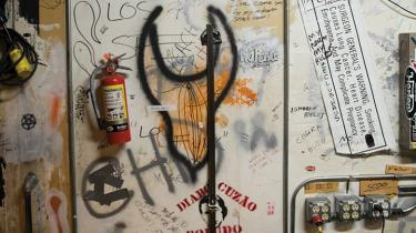 A secret room in The Showbox is a time capsule of the city's rock history