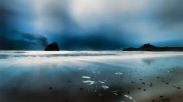 Oregon coast is a perfect winter getaway for storm watching