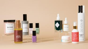 Local beauty products from Seattle, Washington