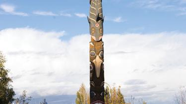 There's more to West Seattle's totem pole than meets the eye
