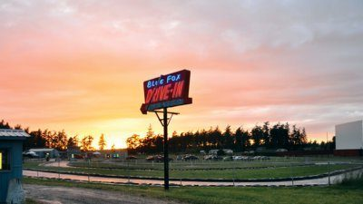 Take a nostalgic trip to one of the state's remaining drive-in movie theaters