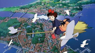 Watch Studio Ghibli classic Kiki's Delivery Service this month, part of the animation studio's year-long celebration of its beloved films