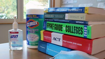 University Prep college counselor discusses the current college application process