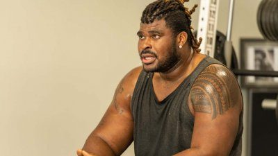 Seahawk D.J. Fluker is training for an NFL season that may not happen