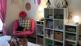 The non-profit creates comfortable spaces for those transitioning from homelessness